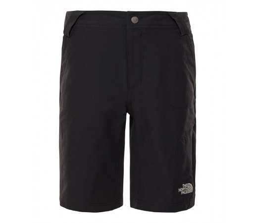 Pantaloni Scurti Baieti The North Face Exploration Negru