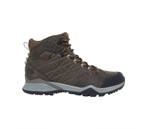 Ghete Barbati Hiking The North Face Hedgehog Hike II Mid GTX Kaki