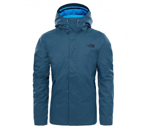 Geaca The North Face Thermoball Insulated Shell M Albastru