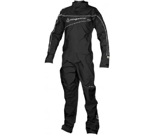 Costum impermeabil Mystic Force Drysuit Negru