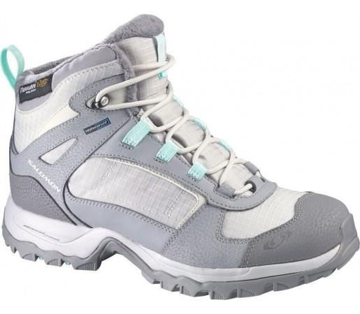 Incaltaminte Salomon Wasatch TS WP W Steel Grey