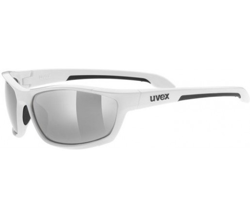 Ochelari de soare Uvex Sportstyle 212 Pola Alb