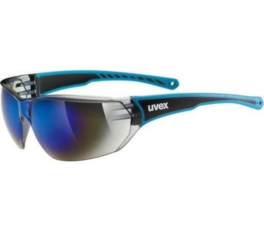 ?Ochelari de soare Uvex Sportstyle 204 Albastru