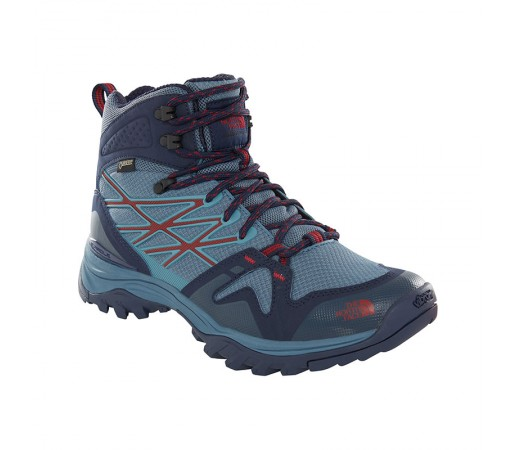 Ghete Barbati Hiking The North Face Hedgehog Fastpack Mid GTX Albastru