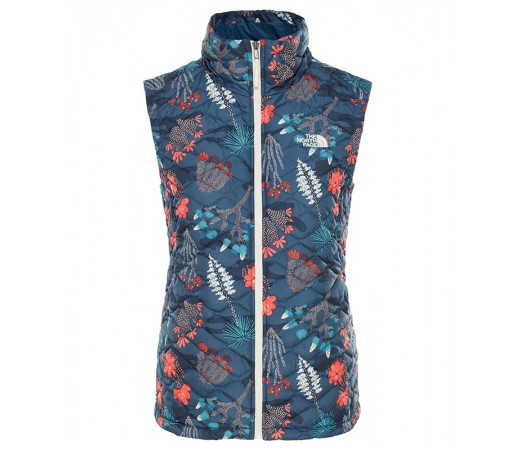 Vesta Femei Hiking The North Face Thermoball Gilet Bleumarin