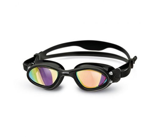 Ochelari de inot Head Superflex Mirrored Negri