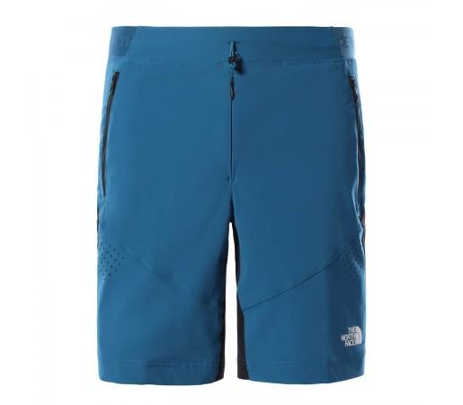 Pantaloni Scurti Drumetie Barbati The North Face Impendor Alpine Short Albastru