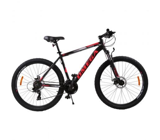 "Bicicleta Mountain Bike Omega Thomas 29"" Negru / Rosu"