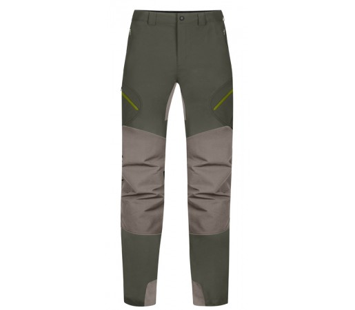 Pantaloni Marmot Highland Regular M Verde Inchis / Gri