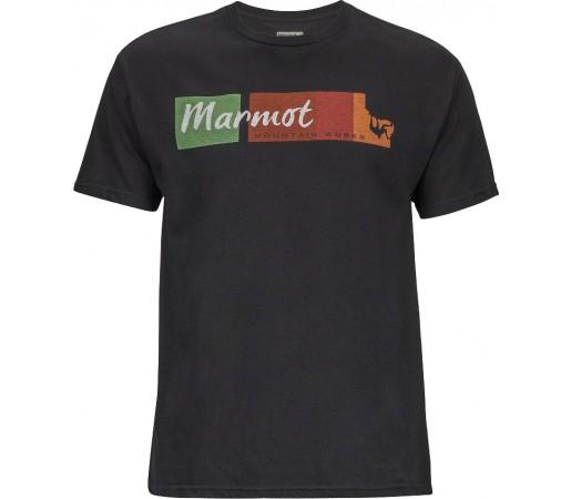 Tricou Marmot M 5.15 Negru