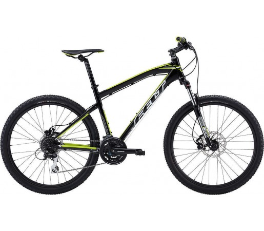 Bicicleta Felt Six 70 Gloss Black