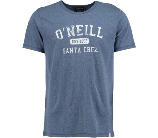 Tricou O'Neill M Santa Cruz Melange Albastru