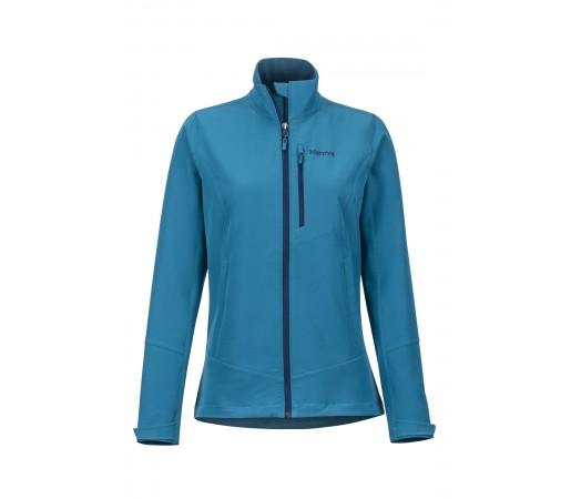 Bluza Mid-Layer Femei Hiking Marmot Estes II Albastru