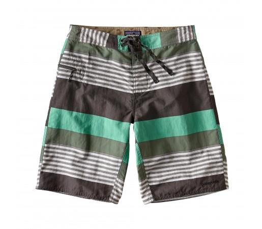 "Pantaloni Scurti Patagonia Wavefarer 21"" M Verde"