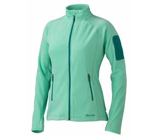 Bluza Marmot W Flashpoint Verde