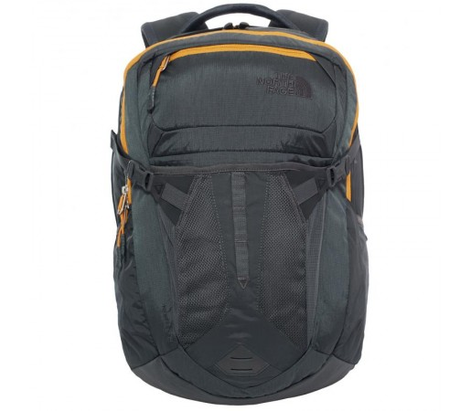 Rucsac The North Face Recon Gri/Galben