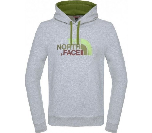 Hanorac The North Face Light Drew Peak M Grey/Heather Grey