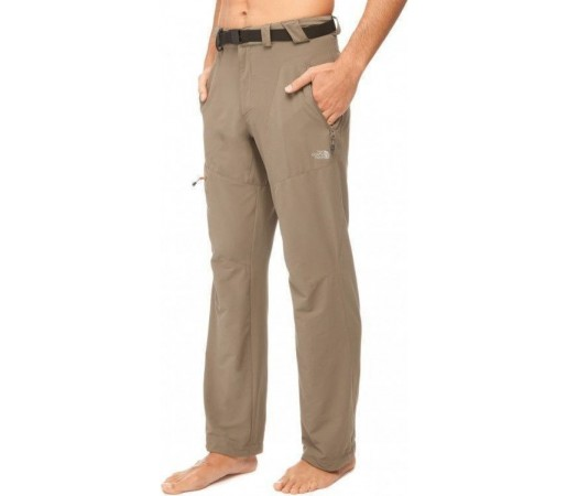 Pantaloni The North Face Paseo M Brown 2013