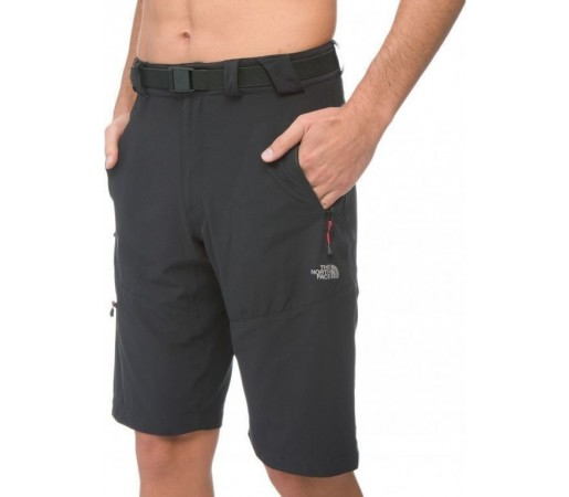 Pantaloni scurti The North Face Paseo M Black 2013