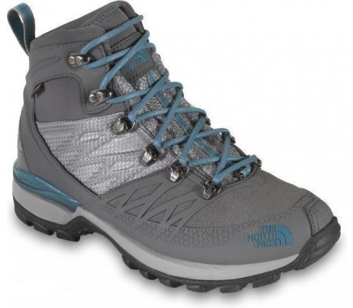 Incaltaminte The North Face W Iceflare Mid Gtx Gri
