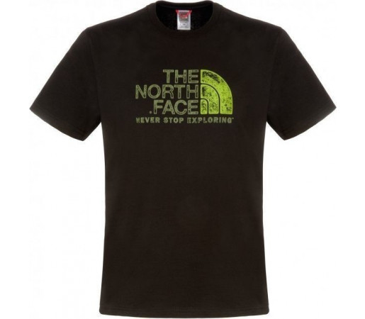 Tricou The North Face Rust S/S M Black