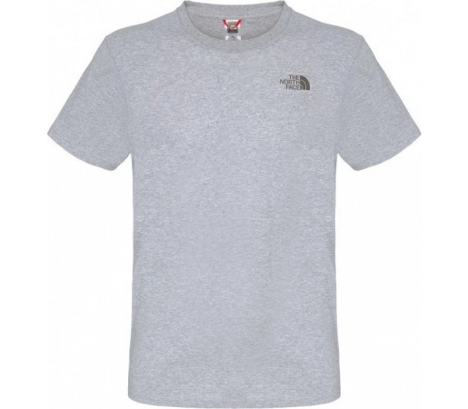 Tricou The North Face M S/S Simple Dome Gri