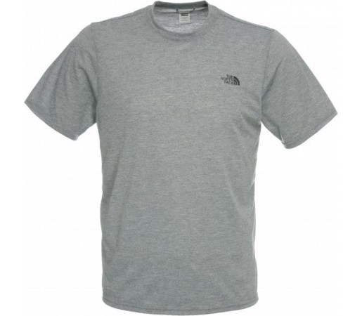 Tricou The North Face M S/S Reaxion Crew Gri