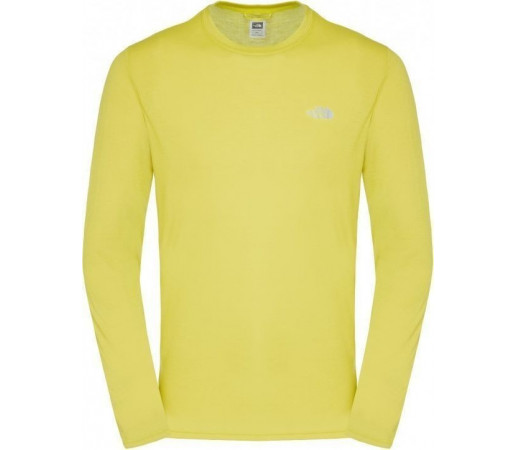 Bluza The North Face M Reaxion Crew Yellow