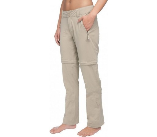 Pantaloni The North Face Trekker Convertible W Dune Beige 2013