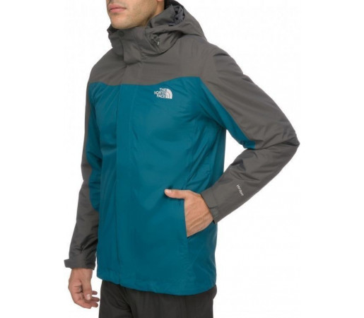Geaca The North Face M Zephyr Triclimate Bleu/Gri
