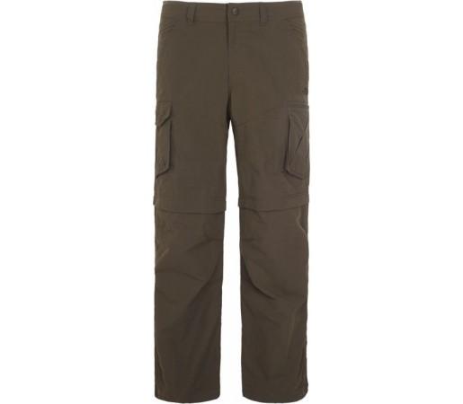 Pantaloni The North Face M Triberg Convertible Verzi