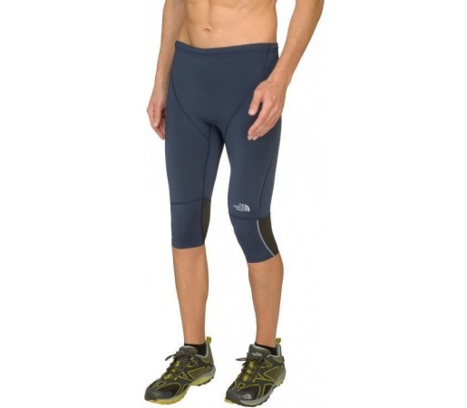 Pantaloni Better Than Naked Capri M Cosmic Blue/Power Green