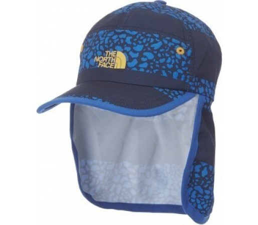 Sapca The North Face Youth Party In The Back Hat Albastra