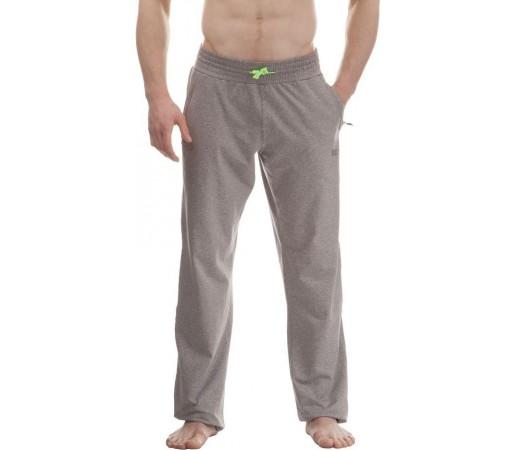 Pantaloni Nordblanc Adroit Men's Powerfleece Fitness Gri