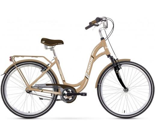 Bicicleta de oras Arkus Samanta 28 Lux Bej
