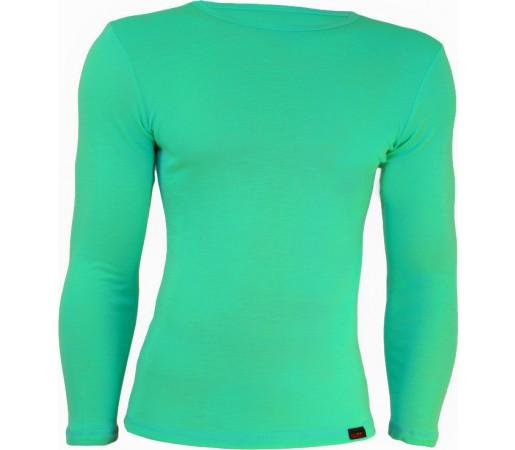Bluza First Layer Merinito Barbat Turquoise
