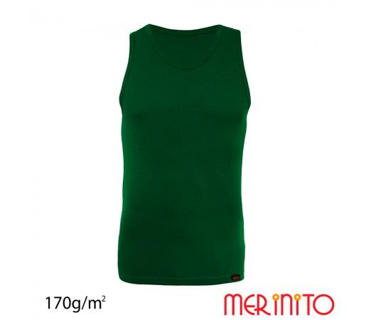Maieu First Layer Merinito Barbati Verde