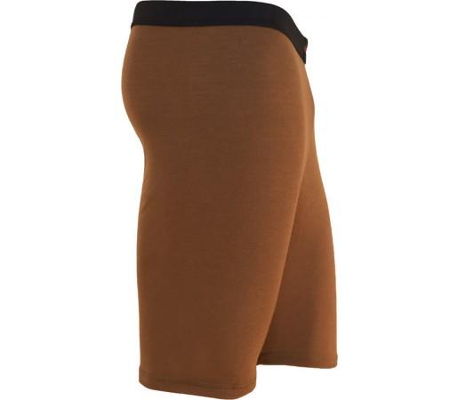 Pantaloni First Layer Merinito Scurti Bej