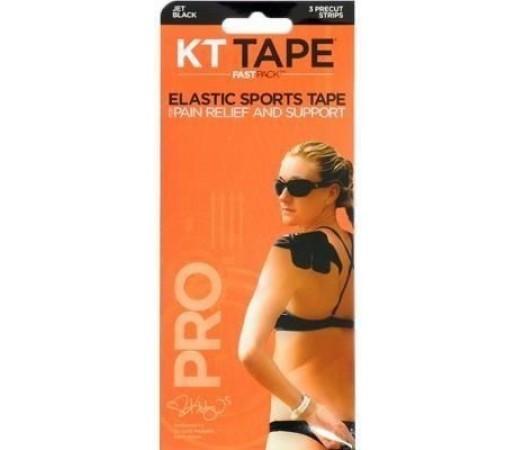 Benzi Kinesiologice KT Tape Pro Fast Pack Black
