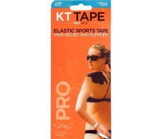 Benzi Kinesiologice KT Tape Pro Fast Pack Blue