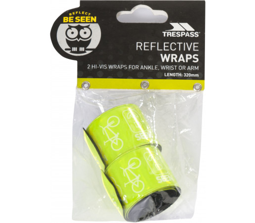Benzi reflectorizante Trespass Snapper Hi- Viz Green