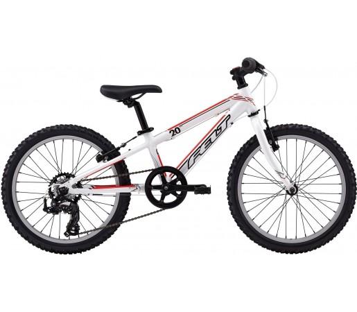 Bicicleta copii Felt Q20R Gloss White