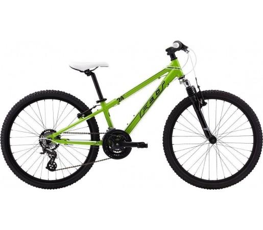 Bicicleta copii Felt Q24 Monster Green