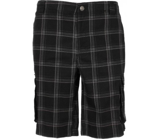 Pantaloni scurti Trespass Blackwedged Black
