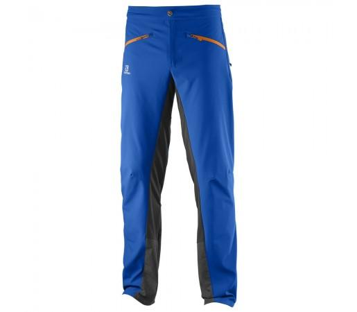 Pantaloni Salomon Minim Speed Pant M Albastri