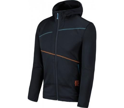 Bluza Atomic Ridgeline Micro Neagra