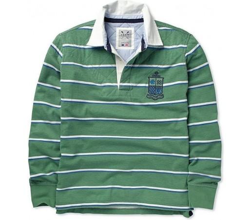 Bluza Crew Clothing Netley Rugby Fern