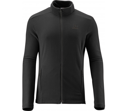 Bluza Salomon Panorama Fz Midlayer M Black