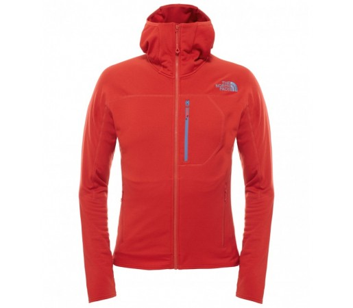 Polar The North Face M Incipent Hooded Rosu
