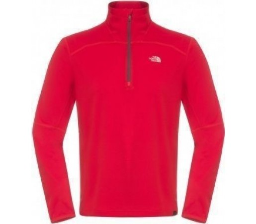 Bluza The North Face Nihon 1/4 Zip Red